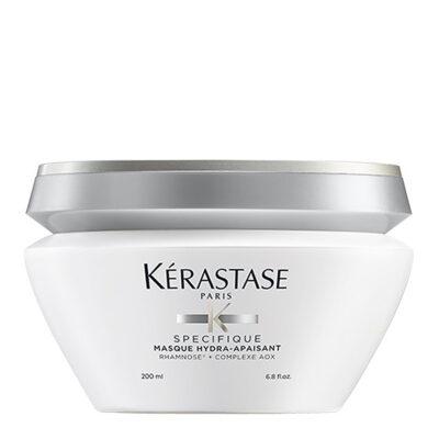 Kérastase Masque Hydra-Apaisant –  Маска за чувствителен скалп и косопад