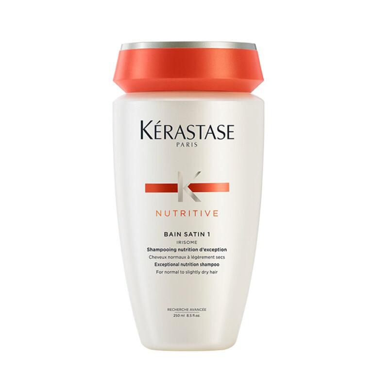 Kérastase Nutritive Bain Satin 1 – Подхранващ и хидратиращ шампоан за нормална и суха коса 250мл и 1000мл