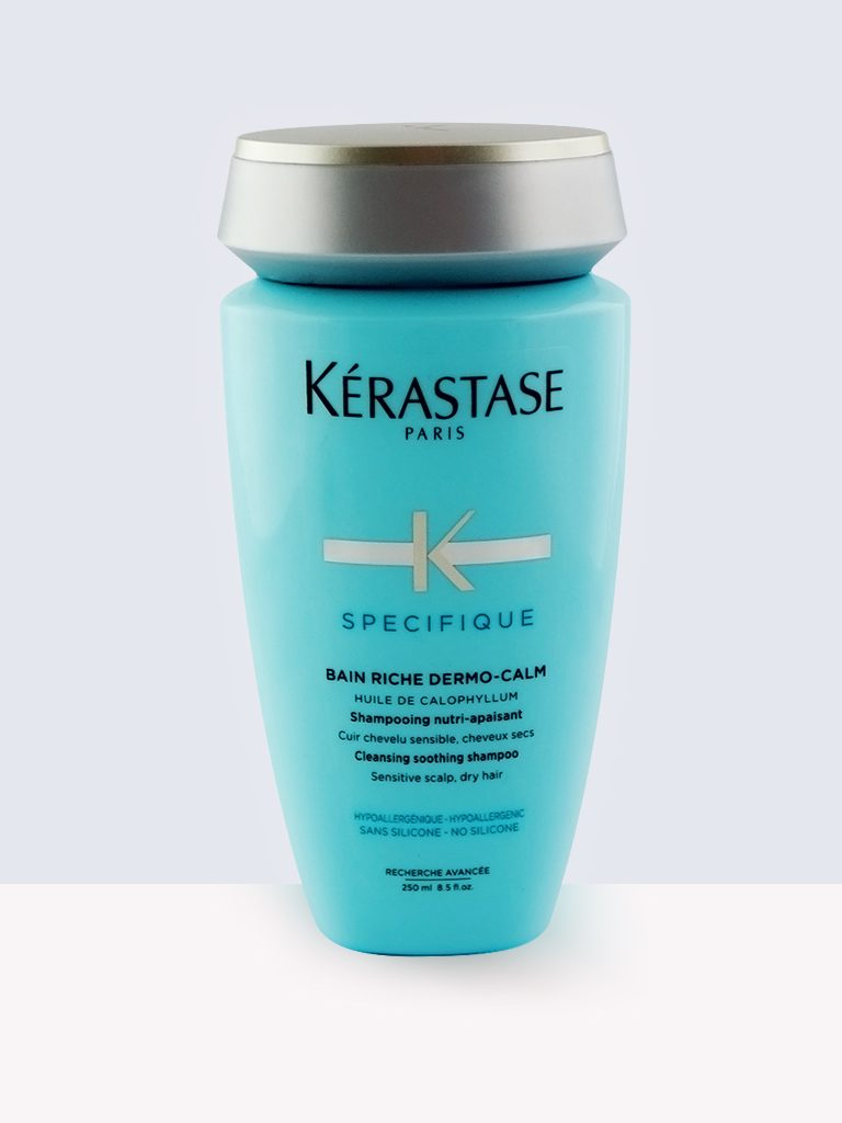 Kérastase Bain Riche Dermo Calm - Успокояващ шампоан за чувствителен скалп