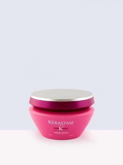 Kérastase Chroma Captive Masque – Маска интензивно подхранваща боядисана коса.