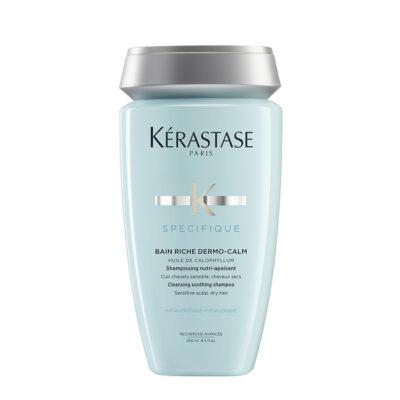 Kérastase Bain Riche Dermo Calm – Успокояващ шампоан за чувствителен скалп