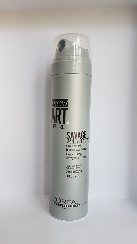 L'oréal Professionnel Tecni ART Wild Stylers 60s Babe Savage Panache – Сух пудра- спрей за обем