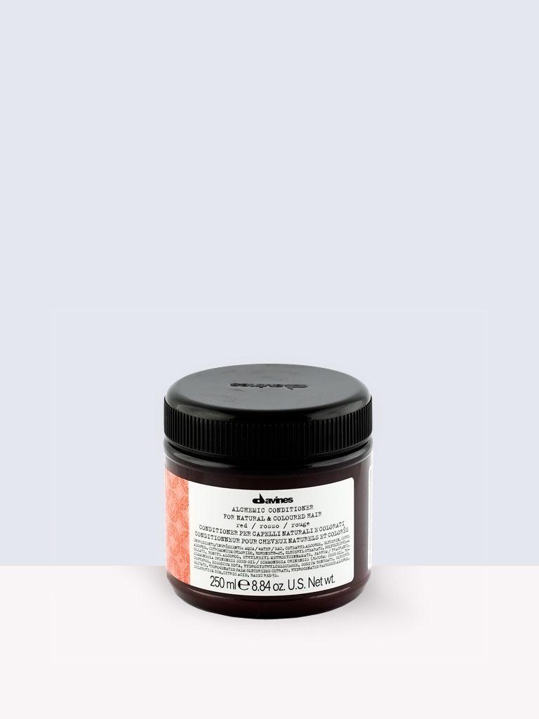 Davines Alchemic conditioner / RED- Балсам за сияйна червена коса