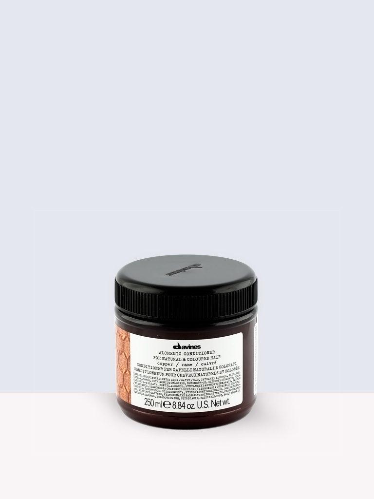 Davines Alchemic conditioner / COPPER- Балсам за сияйна медна коса