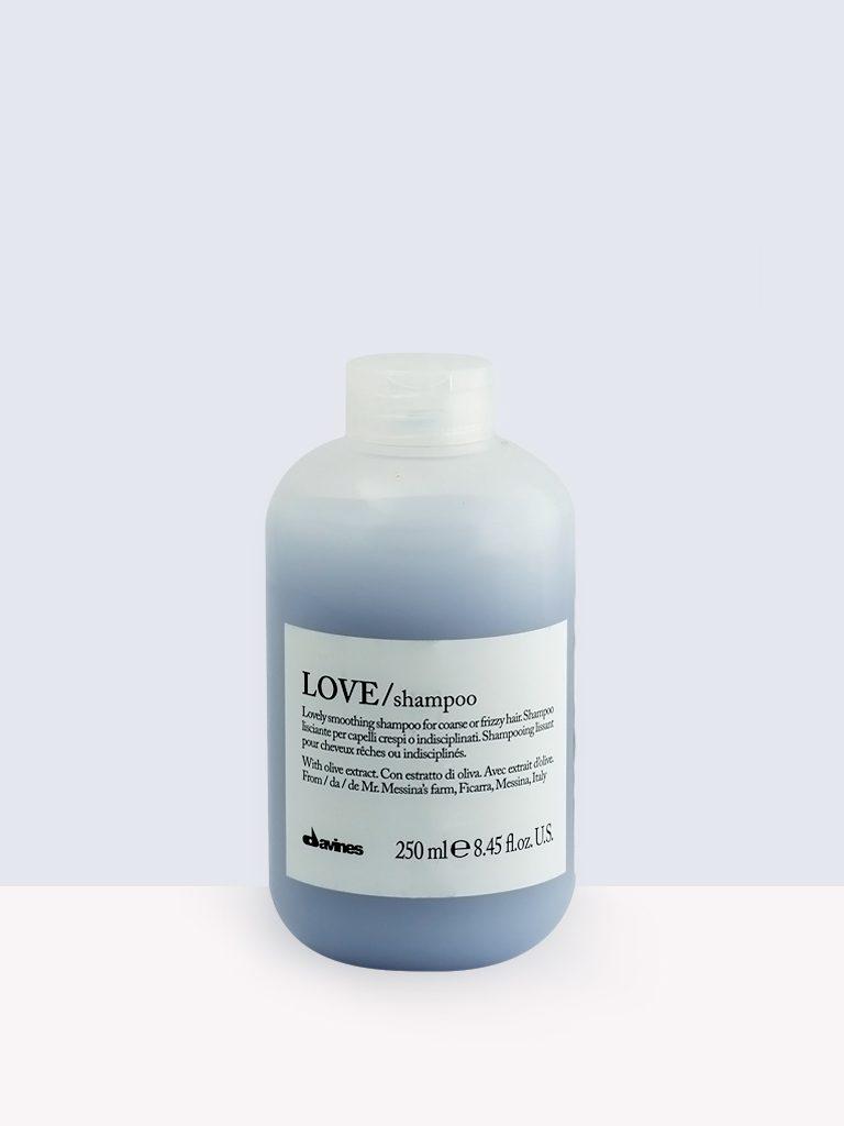 Davines Love/  shampoo- Стилизиращ шампоан за непокорна коса