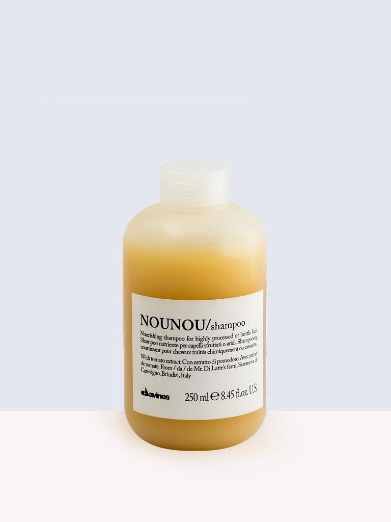 Davines Nounou/shampoo- Шампоан за подхранване на изрусена коса
