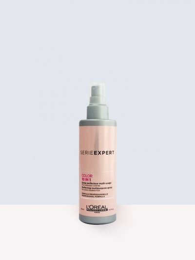 L'Oréal Professionnel Serie expert COLOR 10 in 1 Spray – Мултифункционален спрей за боядисана коса