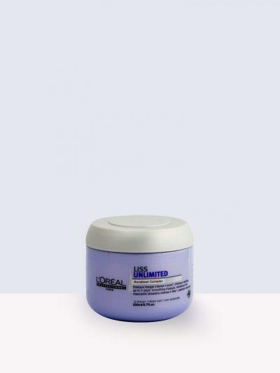 L'oreal Professionnel Liss Unlimited - Изглаждаща и омекотяваща маска за коса