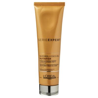 L'Oréal Professionnel Serie Expert Nutrifier Blow Dry Cream – Крем за суха коса без отмиване