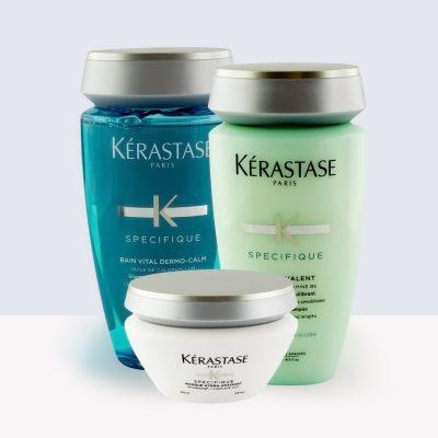 Kérastase Specifique - Специална грижа