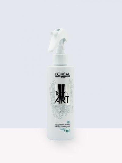 L'Oreal Professionnel Tecni.Art PLI Thermo-Modelling Spray - Термо- моделиращ спрей за оформяне, обем и фиксация