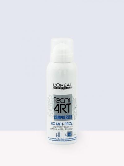 L'Oréal Professionnel Tecni ART Compressed Fix Anti-Frizz Hair - Изглаждащ спрей против стърчаща коса