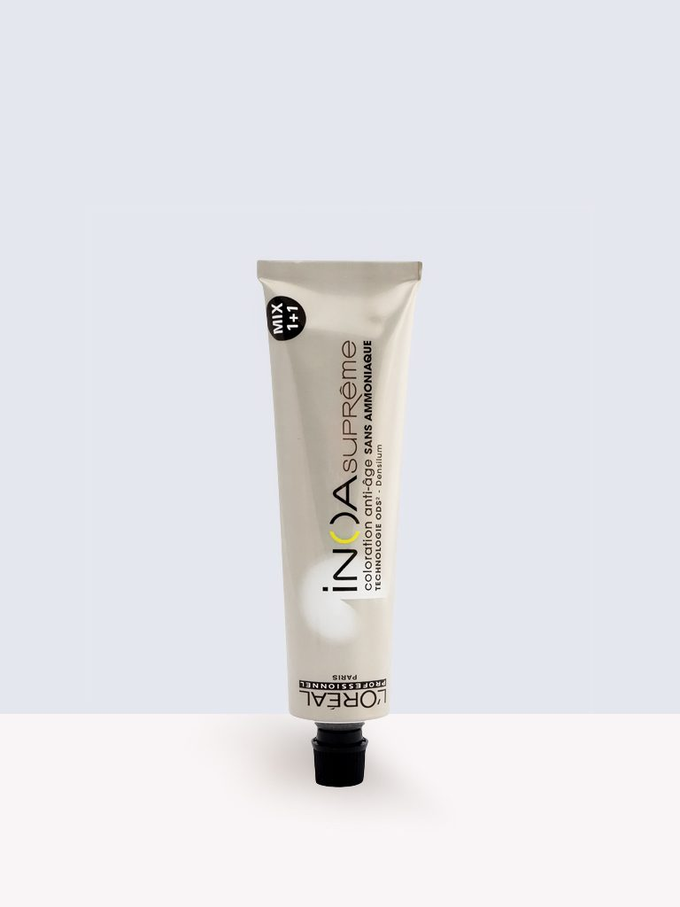 L'Oreal Professionnel  Inoa Supreme Coloration Anti age - Професионална безамонячна боя за 100% покритие на сиви коси