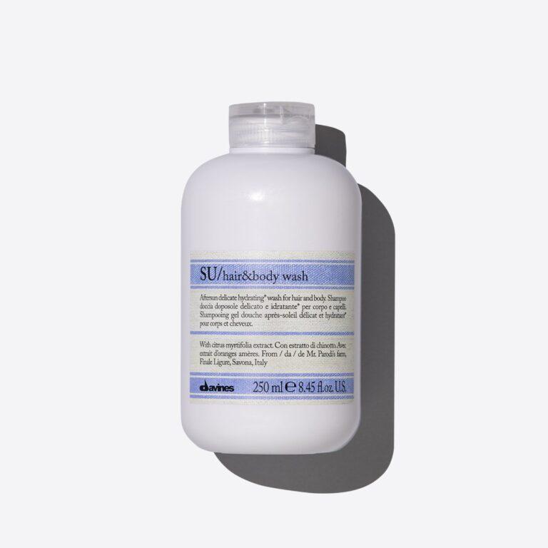Davines-SU/Hair and body wash шампоан и душ гел в едно