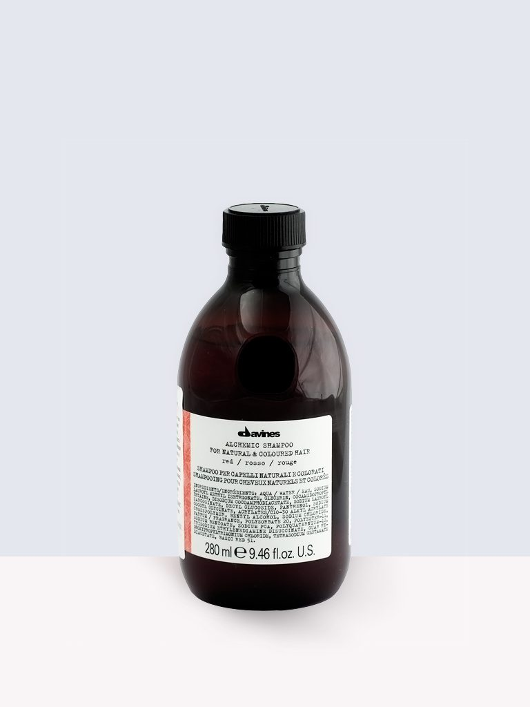 Davines Alchemic Shampoo Red- Шампоан за боядисана коса