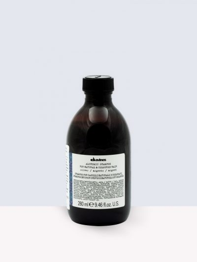 Davines Alchemic Shampoo Silver- Шампоан за боядисана коса