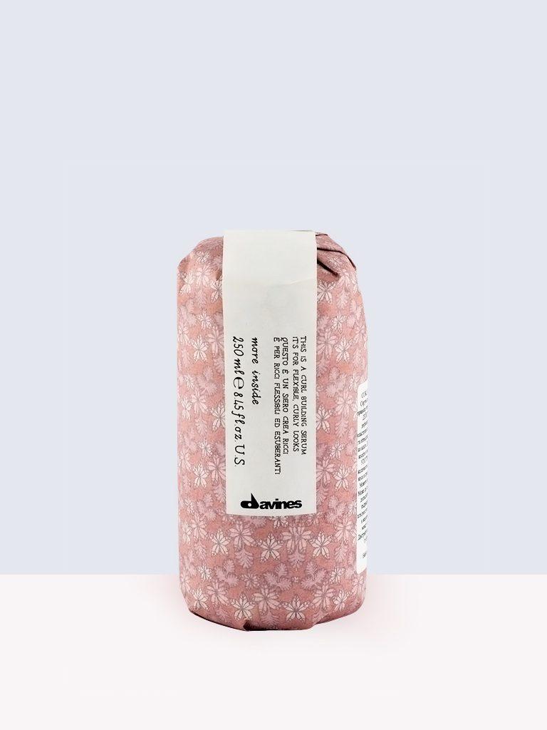 Davines Curl Building Serum – Серум оформящ къдрици средна фиксация