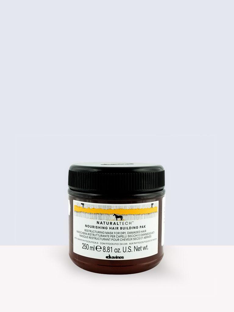 Davines Nourishing Hair Building Pak - Подхранваща възстановяваща маска