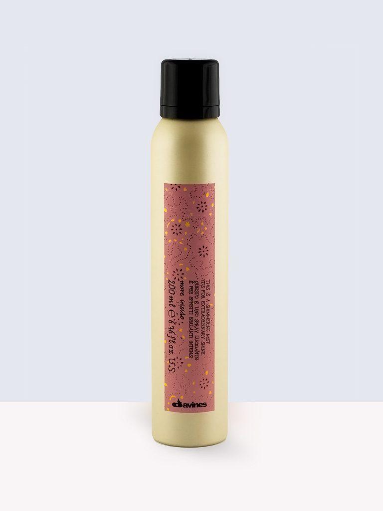 Davines Shimmering Mist - Спрей за блясък без фиксация