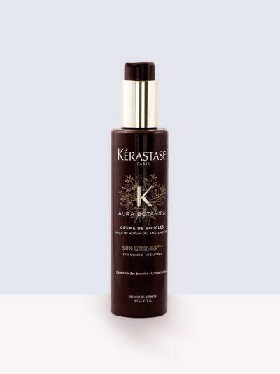 Kérastase Aura Botanica Creme De Boucles 150ml - Крем за изтощени къдрици с термозащита