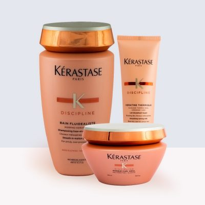 Kérastase Discipline - Серия за къдрава и плътна/буйна коса