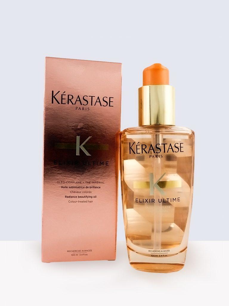Kérastase Elixir Ultime  Oleo Complexe The Imperial 100ml - Разкрасяващо олио за боядисана коса