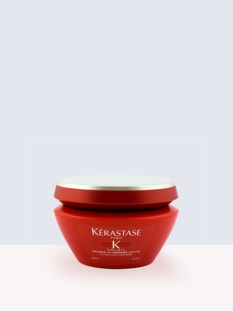 Kérastase Soleil Masque UV Défense Active 200ml – Възстановяваща маска за след слънце