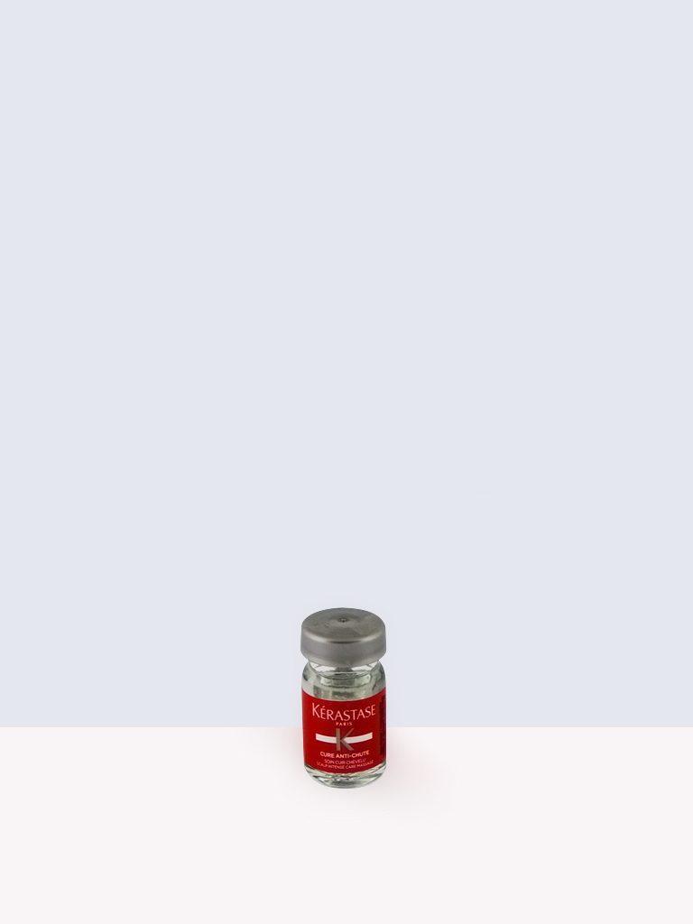 Kérastase Spécifique Cure Anti-Chute Intensive 42x6ml- Ампули против косопад