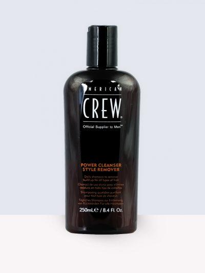 American Crew Power Cleanser Style Remover- Дълбокопочистващ шампоан за мъже