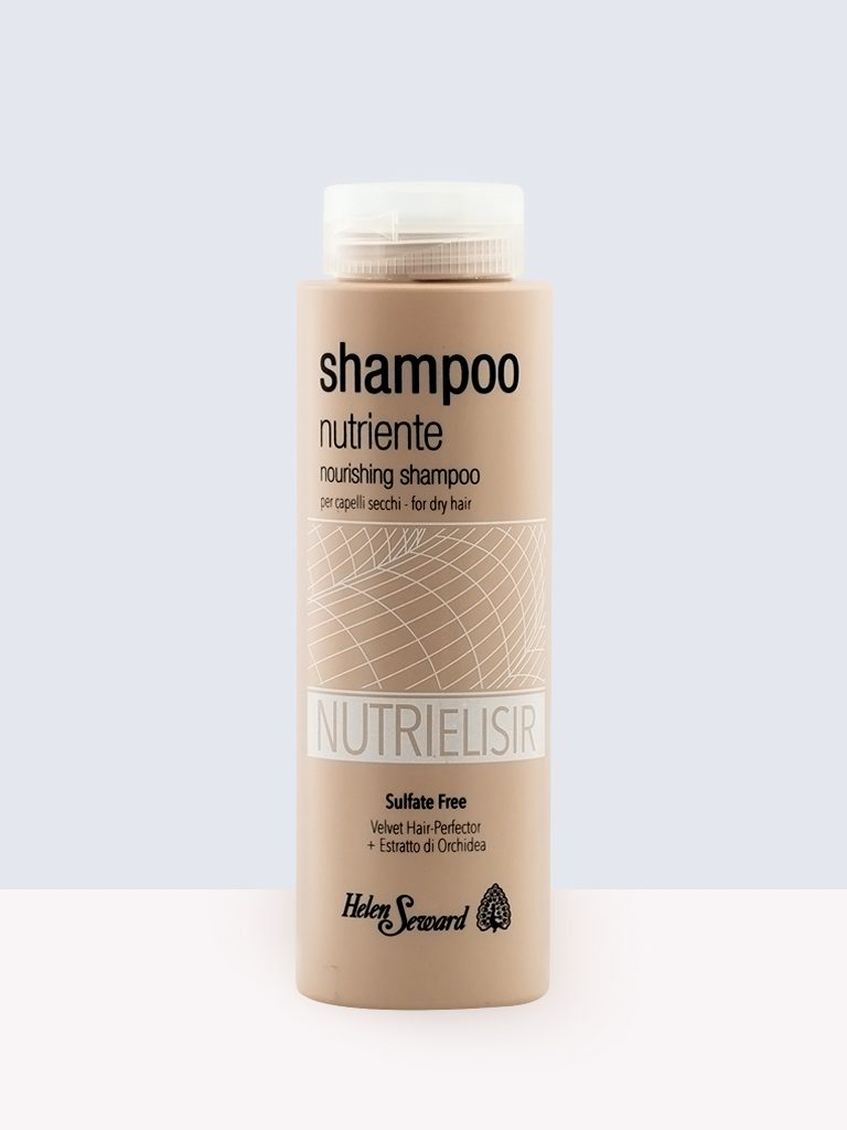 Helen Seward NUTRIELISIR NOURISHING SHAMPOO- Подхранващ шампоан за суха коса