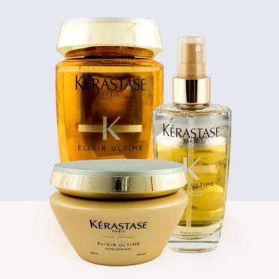 Kérastase Elixir Ultime - Подхранваща серия с масла