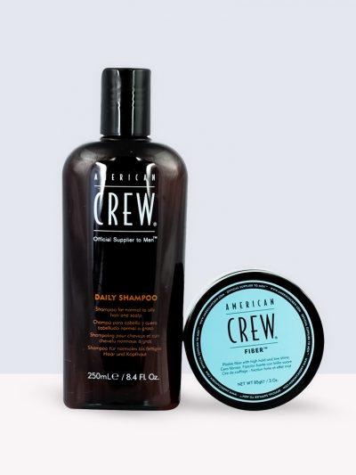 American Crew Daily Shampoo- ежеднвен шампоан за нормална към мазна коса