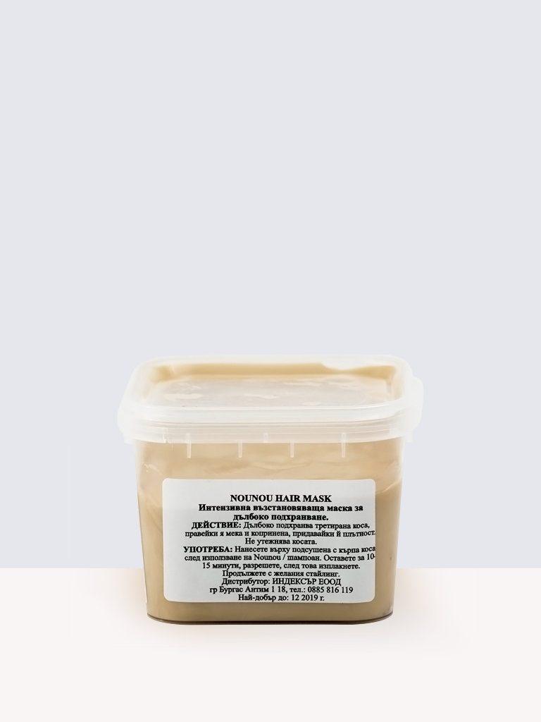 Davines Nounou Hair Mask - Интензивна възстановяваща маска за дълбоко подхранване