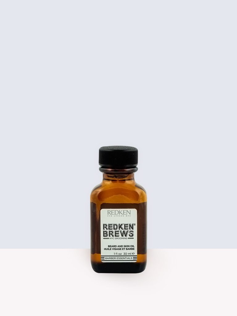Redken Brews Barber Essential Beard and Skin Oil- Масло за брада и кожа
