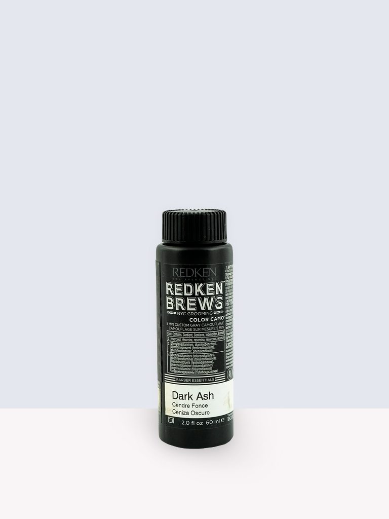 Redken Brews Barber Essential Color Camo- Боя за коса за мъже