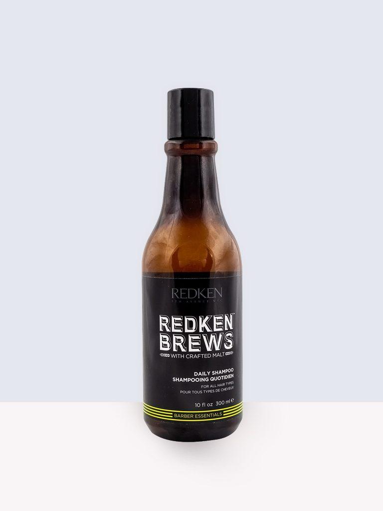 Redken Brews Barber Essential Daily Shampoo- Ежедневен шампоан