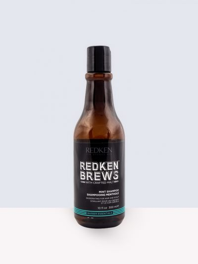 Redken Brews Barber Essential Mint Shampoo – Ментов шампоан