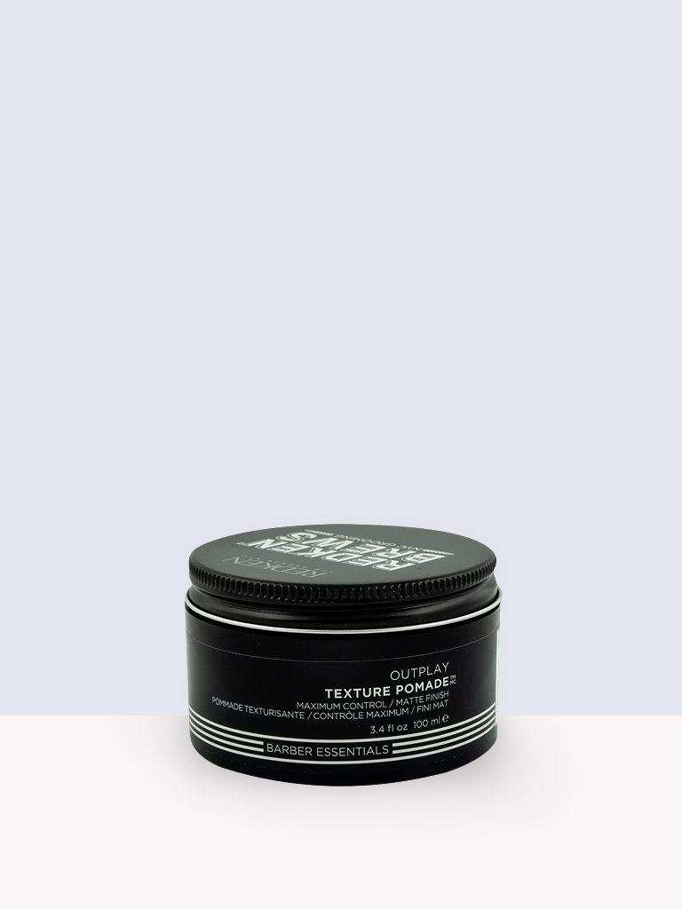 Redken Brews Barber Essential Texture Pomade- Текстуриращ крем