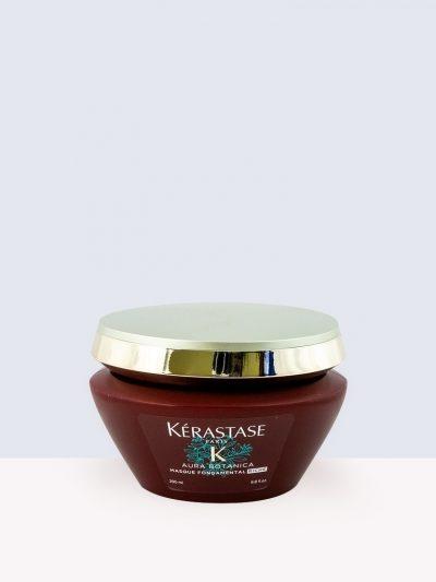 Kérastase Aura Botanica Masque Fondamental Riche- Дълбоко подхранваща маска