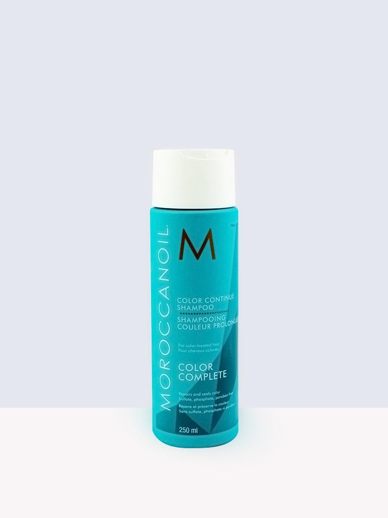 Moroccanoil Color Continue Shampoo- Шампоан за удължаване на живота на цвета