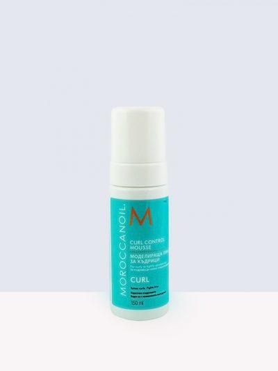 Moroccanoil Curl Control Mousse- Пяна за контрол на къдрици