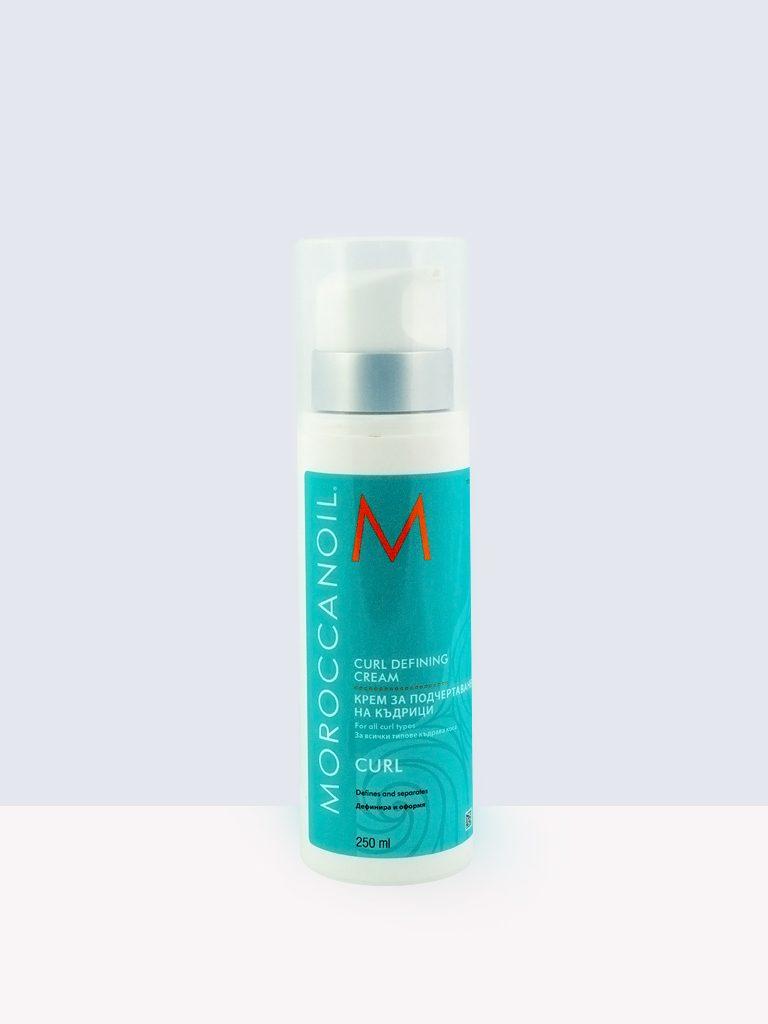 Moroccanoil Curl Defining Cream- Крем за дефиниране на къдрици