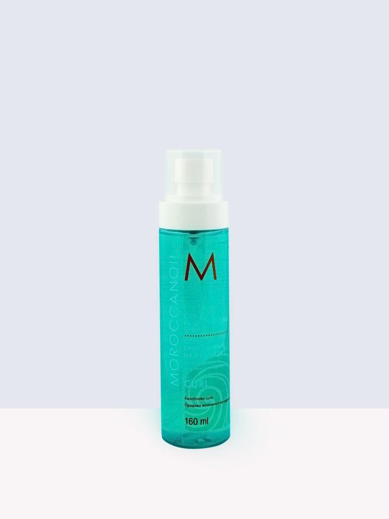 Moroccanoil Curl Re-energizing Spray- Енергизиращ спрей за къдрици