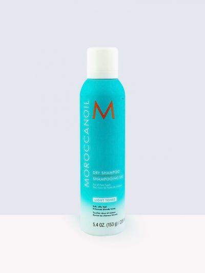 Moroccanoil Dry Shampoo Light Tones- Сух шампоан за светли коси
