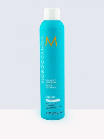 Moroccanoil Luminous Hairspray Finish Medium- Лак за коса
