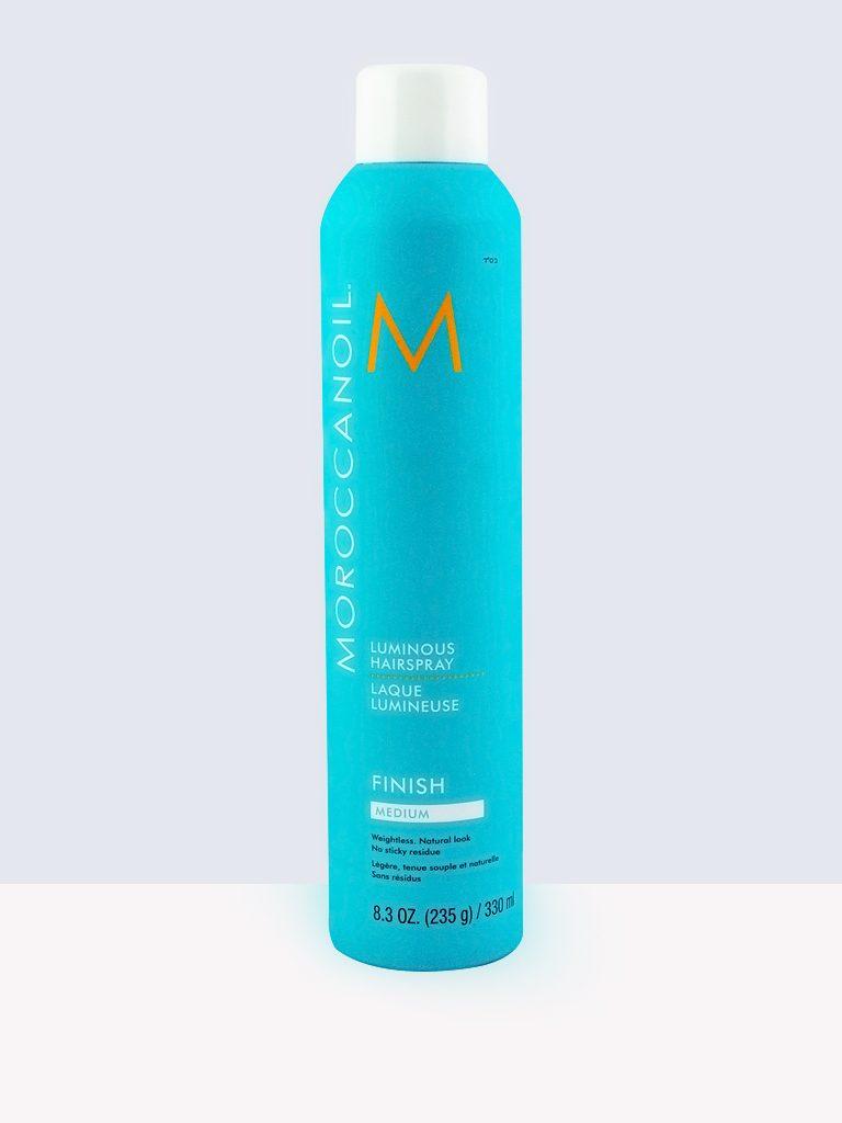 Moroccanoil Luminous Hairspray Finish Medium- Лак за коса