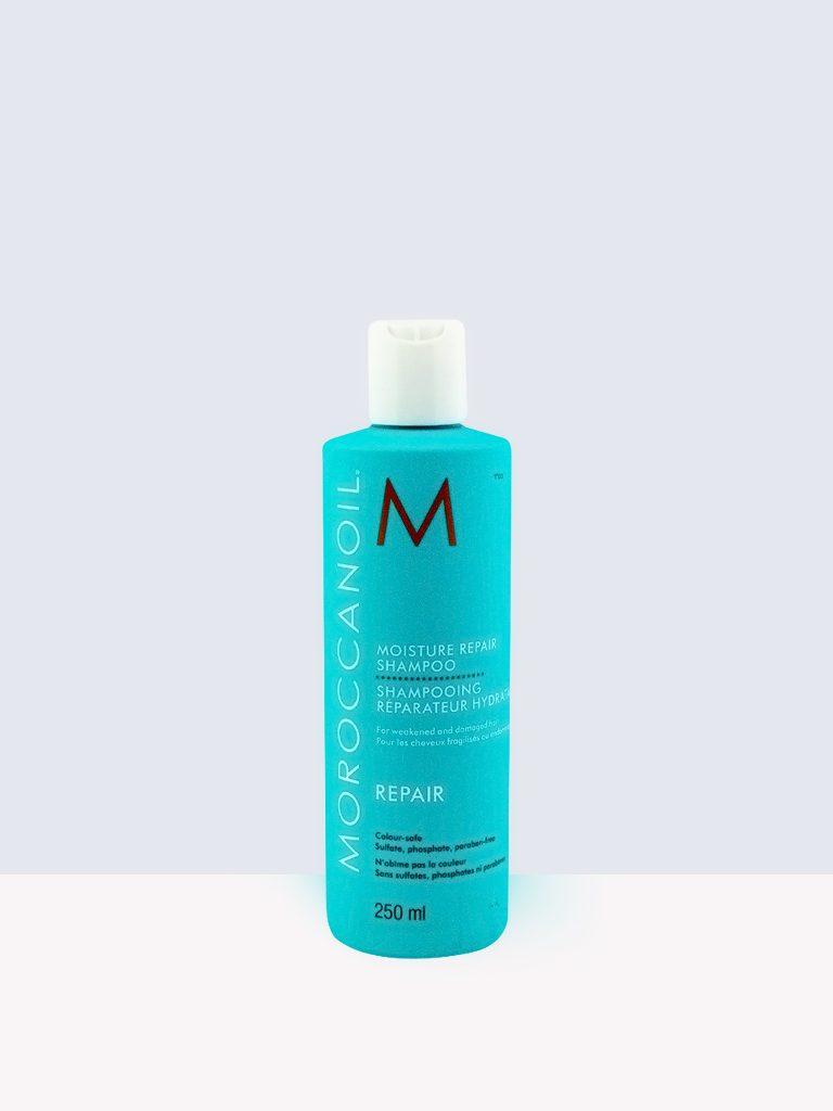 Moroccanoil Moisture Repair Shampoo- Шампоан за третирана коса