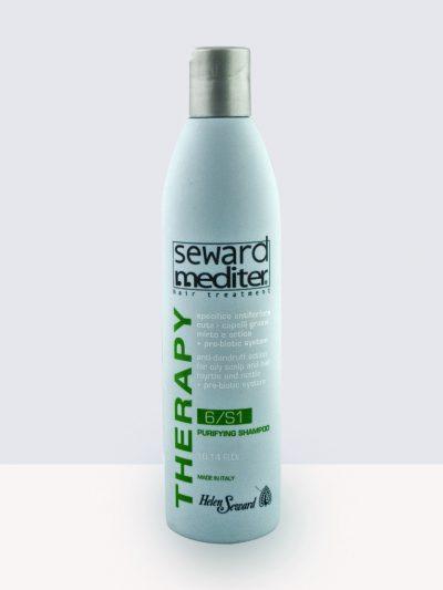 Helen Seward Therapy-Шампоан против пърхот 6/S1 /за мазна коса и скалп