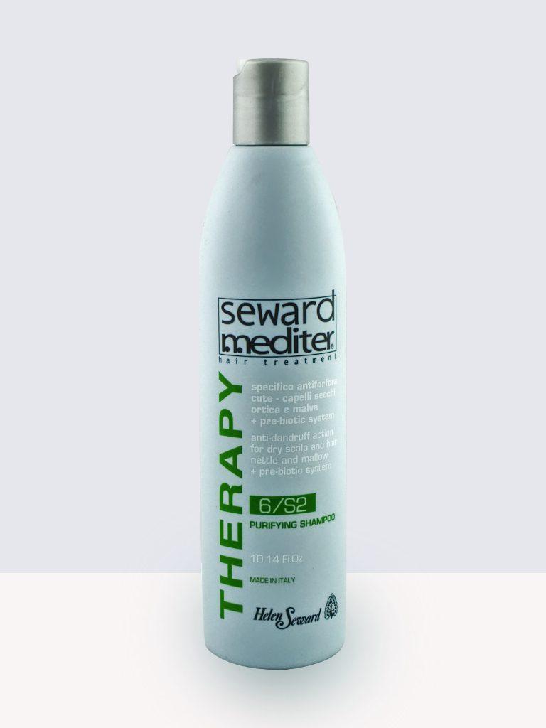 Helen Seward Therapy-Шампоан против пърхот 6/S2 /за суха коса и скалп/