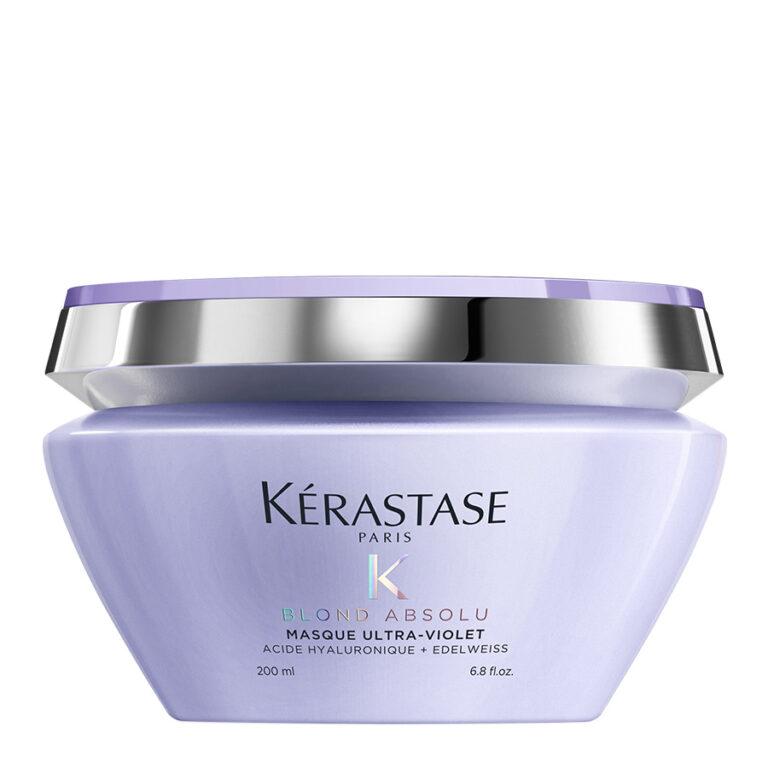 BLOND ABSOLU Masque Ultra-Violet Mask – Интензивно подхранваща маска за руса коса против нежелани оттенъци 200мл